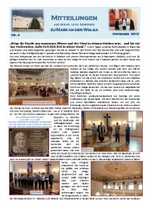 2013-4 Mitteilungen aus Marx