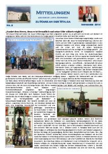 2014-2 Mitteilungen aus Marx