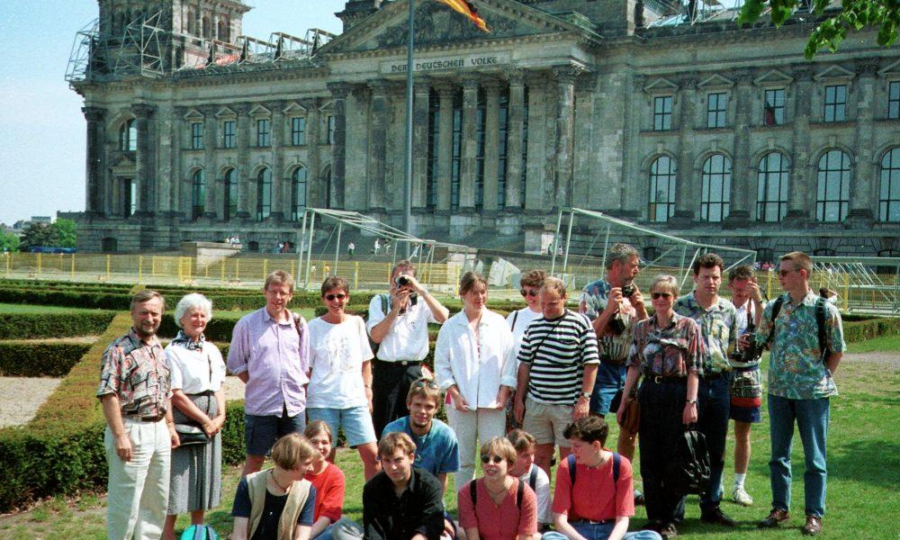 Gruppenfoto 1995