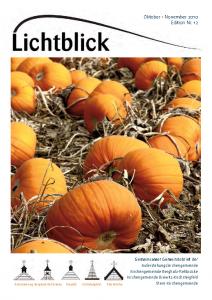 Ausgabe 012 Oktober/November 2010