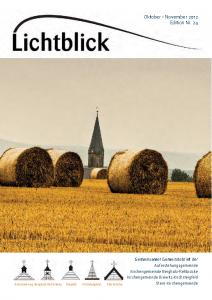 Ausgabe 024 Oktober/November 2012