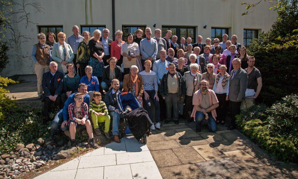 Gruppenfoto Hollandkreis 2017
