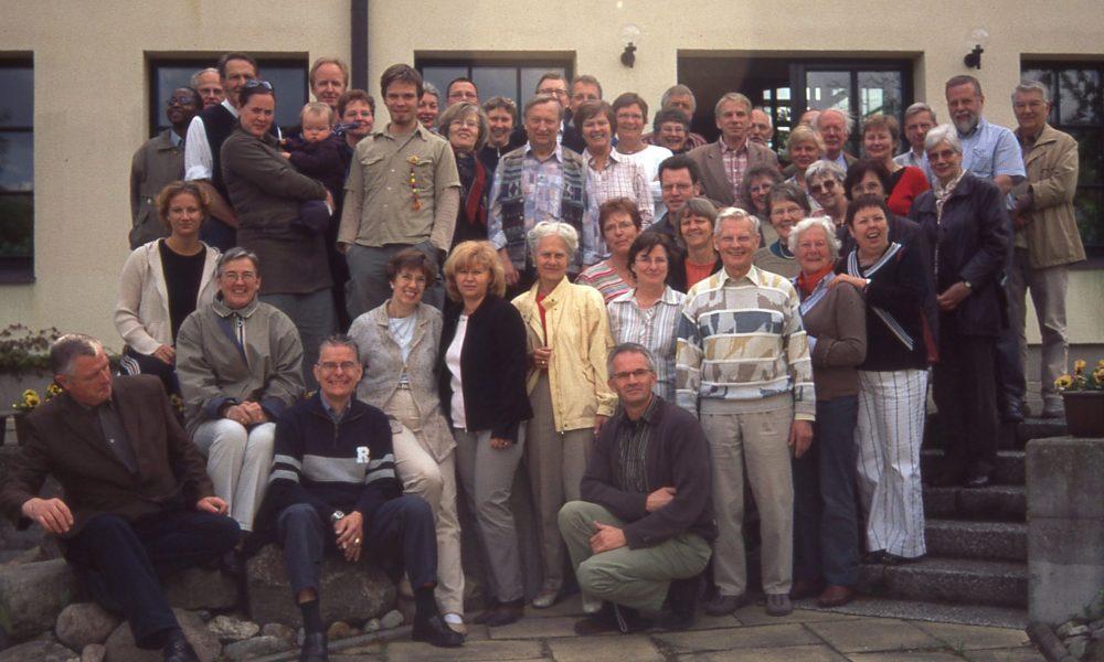 Gruppenfoto 2005 Potsdam