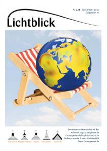 Ausgabe 011 August/September 2010